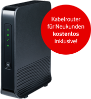 kabelrouter f r 0 euro bei kabel internet telefon vodafone. Black Bedroom Furniture Sets. Home Design Ideas